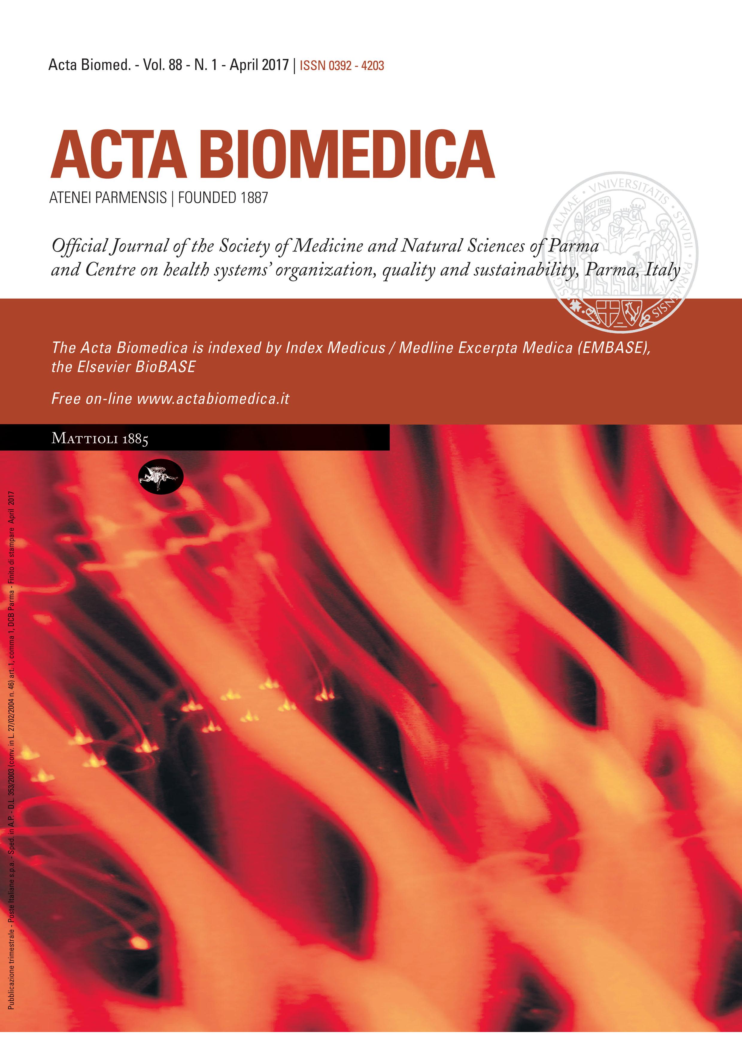 Acta BioMedica – MattioliHealth